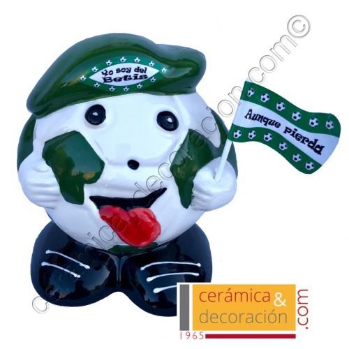 Hucha balón Real Betis Balompié