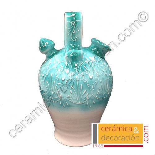 Botijo de cerámica