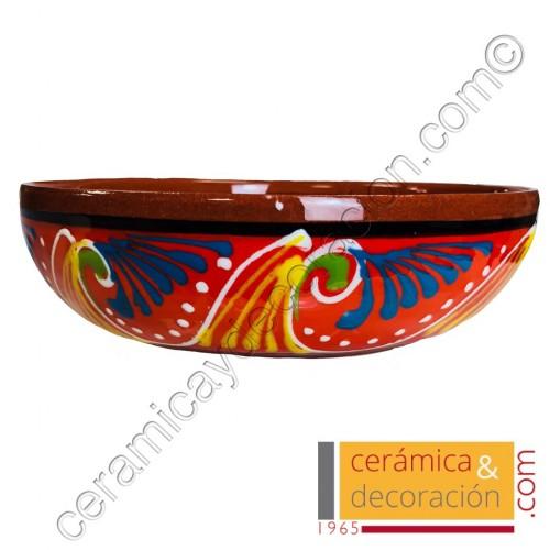 Bandeja de cerámica 16 cm