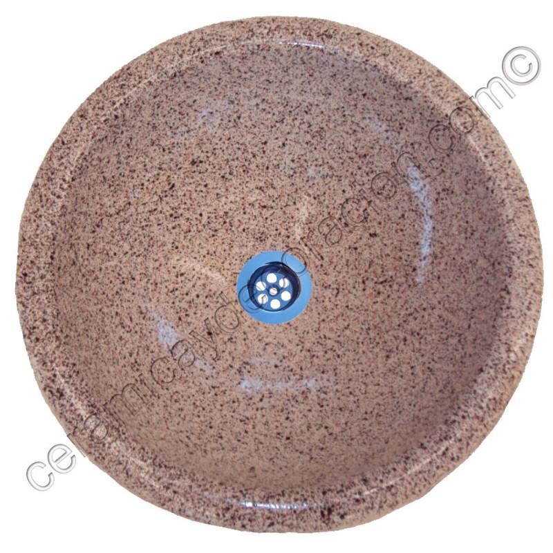 Lavabo o fregadero de barro o ceramica barato barbacoa for Fregaderos de ceramica