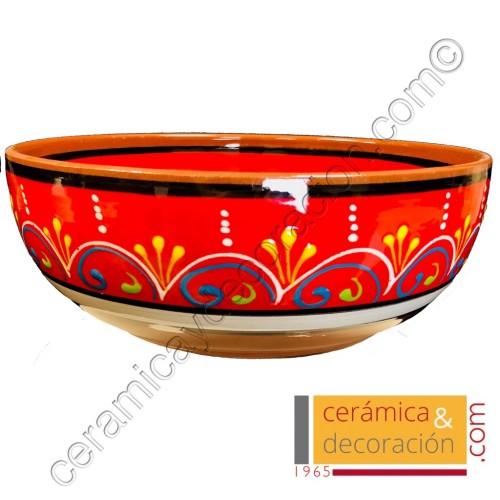 Bol de cerámica 23 cm
