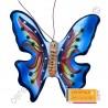 Mariposa mediana celeste