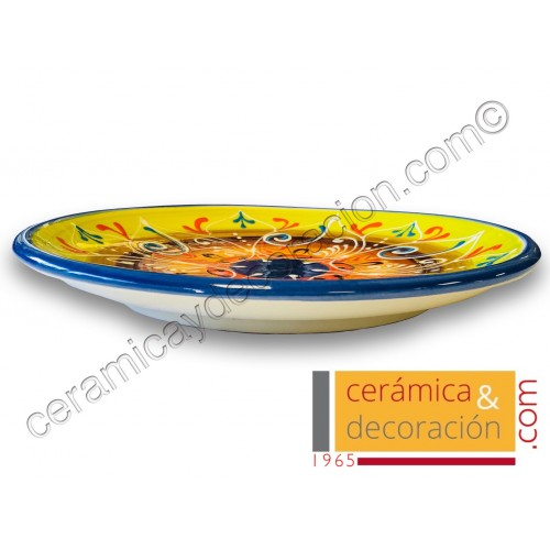 Plato llano de cocina 31 cm