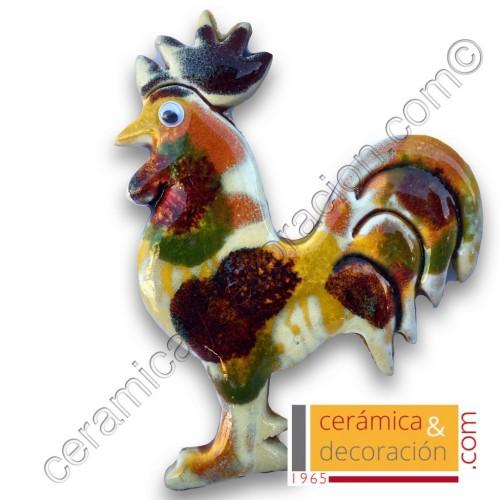 Gallo multicolor
