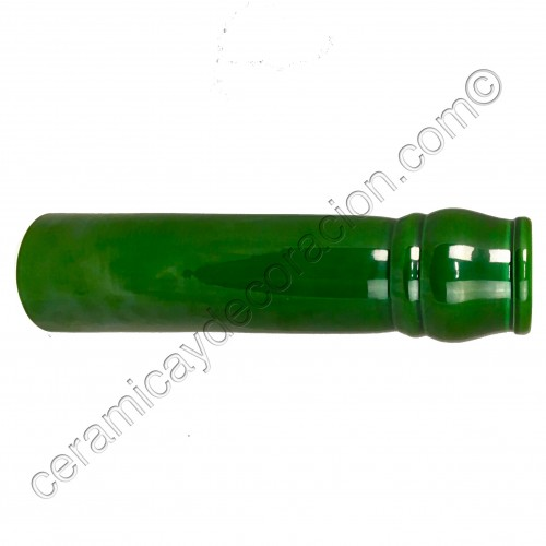 Tubo desagüe verde