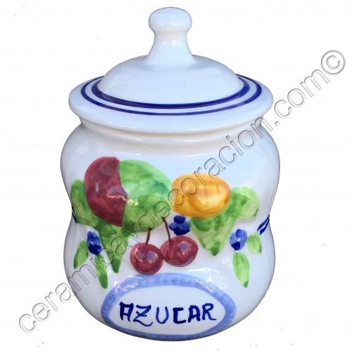 Azucarero frutas