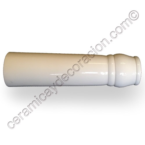 Tubo desagüe blanco