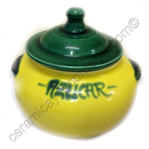 Azucarero amarillo