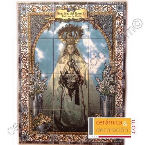 Virgen del Rosario ( patrona de Cádiz )
