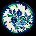 Platos de cerámica andaluza