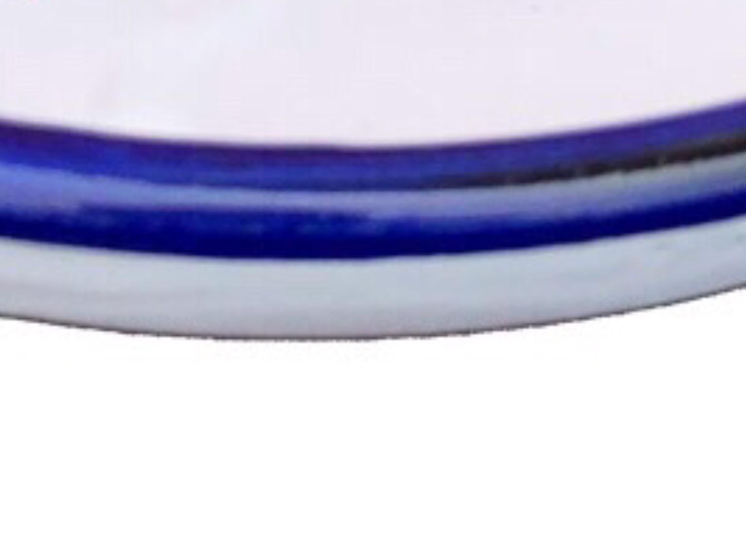 blanco filo azul